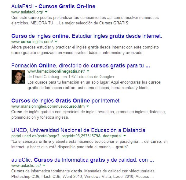 ejemplo authorship google