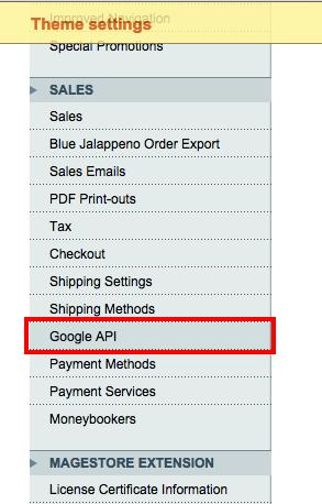 Cómo instalar Google Analytics en Magento