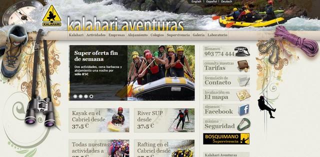 web kalahari
